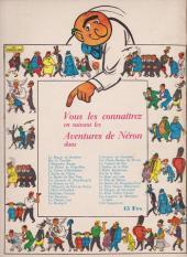 Verso de Samedi Jeunesse -50- Album 50