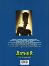 Verso de Arthur et la vengeance de Maltazard -1- La BD du film - Tome 1