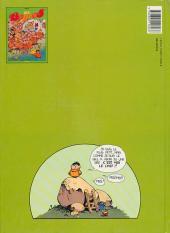 Verso de Les bogros -2- Les petites frousses