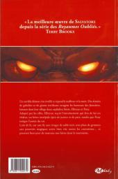 Verso de Demon Wars -1- L'Éveil du démon