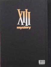 Verso de XIII Mystery -2TL1- Irina
