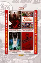 Verso de Spider-Man Hors Série (Marvel France puis Panini Comics, 1re série) -29- Timestorm 2009-2099