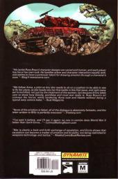 Verso de Battlefields (The Complete) -1- Volume 1
