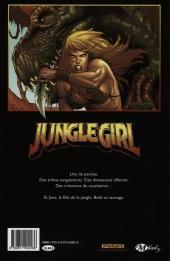 Verso de Jungle girl -1- Tome 1