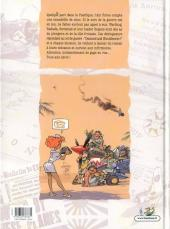 Verso de Les dézingueurs -1- Escadrille Casse-coucous