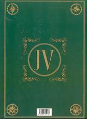 Verso de Jules Verne - Voyages extraordinaires -6- Aventures de trois russes et de trois anglais dans l'afrique australe - Partie 2/2 - Trianguler ou mourir
