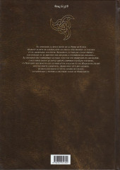 Verso de Le donjon de Naheulbeuk -6- Deuxième saison - Partie 4