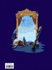 Verso de De Cape et de Crocs -INTFL3- Actes VII - VIII