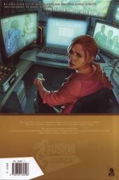 Verso de Buffy contre les vampires - Saison 08 -5- Les prédateurs