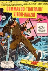 Verso de Aquaman (Pop magazine) -3- La grande menace