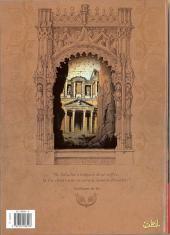 Verso de Le cinquième évangile -2- L'antre de Cerbère