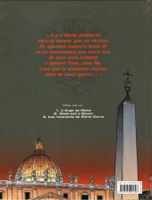 Verso de Le janitor -3- Les revenants de Porto Cervo