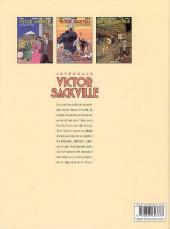 Verso de Victor Sackville -INT1- L'intégrale - volume 1