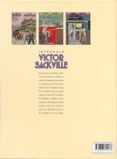 Verso de Victor Sackville -INT2- L'intégrale - volume 2