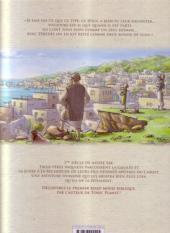 Verso de Le voyage des pères -1- Jonas