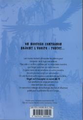Verso de Le voyage en occident -4- L'ours-garou du mont du vent-noir