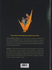 Verso de Voyageur -7- Présent 3