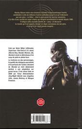 Verso de Wanted (Millar / Jones) - Wanted