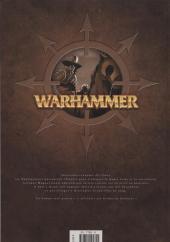 Verso de Warhammer -3- Les Condamnés de l'Empire