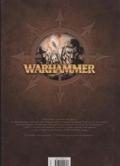 Verso de Warhammer -4- Les Mutants de la Terre Maudite