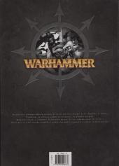 Verso de Warhammer -6- L'Armée des morts