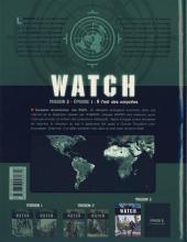 Verso de Watch -5- A l'est des Carpates