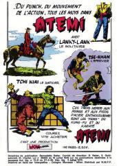 Verso de Whipii ! (Panter Black, Whipee ! puis) -67- Larry Yuma - Histoire d'eau