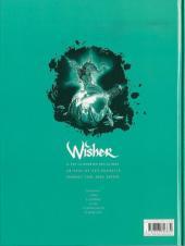 Verso de Wisher -4- Chapeau Melon et Canne à Fée