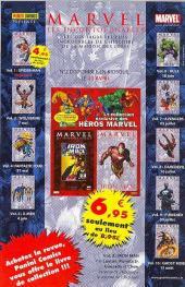 Verso de Wolverine (Marvel France 1re série) (1997) -172- Notre guerre