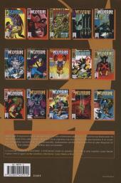 Verso de Wolverine (l'intégrale) -3- Wolverine : l'intégrale 1990