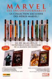 Verso de Wolverine (Marvel France 1re série) (1997) -175- La mort de Logan (3)
