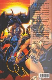 Verso de Wonder Woman (DC Heroes) -1- Qui est Wonder Woman ?