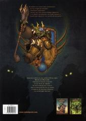 Verso de World of Warcraft -2- L'Appel du destin