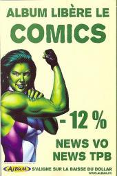 Verso de Hulk (World War Hulk) -HS1- Frontline