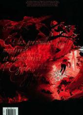 Verso de La xIe plaie -2- Les bras rouges