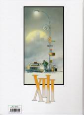Verso de XIII (France Loisirs - Album Double) -13HS- The XIII mystery - l'enquête
