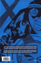 Verso de X-Men (100% Marvel) -0b- Les enfants de l'atome