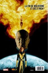 Verso de X-Men : La Fin -2- Humains et X-Men