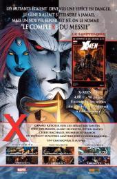 Verso de Ultimate X-Men -47- Apocalypse (1)