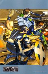 Verso de Ultimate X-Men -51- X-Men/Fantastic Four