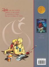 Verso de Zarla -2- Le dragon blanc