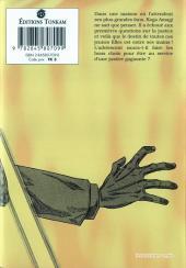 Verso de Zetman -4- Tome 4
