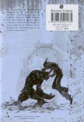 Verso de Zetman -8- Tome 8