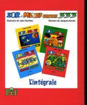 Verso de Zor et Mlouf -4- Contre 333 - album 4
