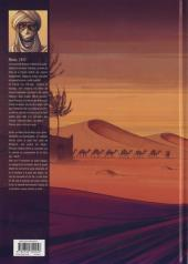 Verso de Aarib -1- Les yeux de Leïla