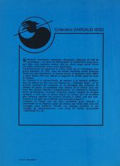 Verso de Achille Talon (16/22) -13142- Le coquin de sort