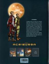 Verso de Acriboréa -3- Des millions de soleils