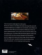 Verso de L'affaire du siècle -1- Château de vampire à vendre