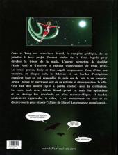 Verso de L'affaire du siècle -2- Vampire à louer