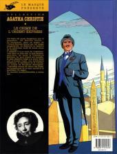 Verso de Agatha Christie (CLE) -1- Le crime de l'Orient-Express
